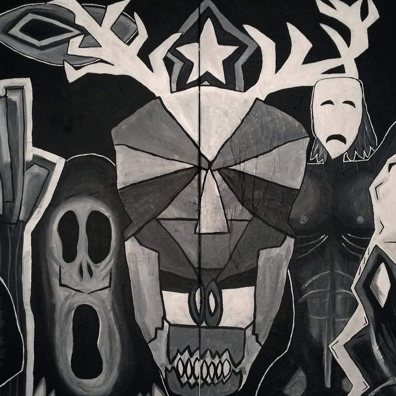 Black & White Series - 6