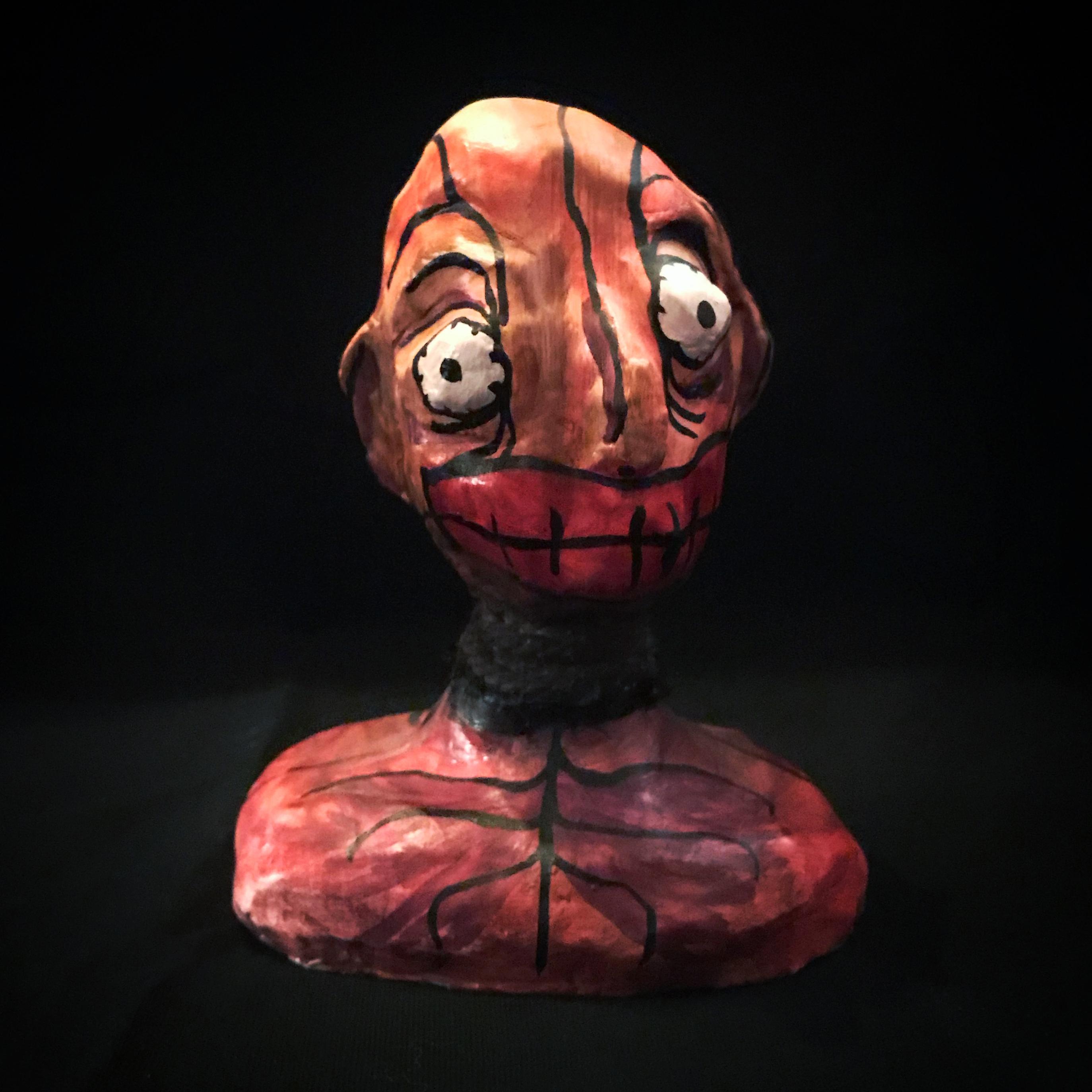 Skullpture  - 8