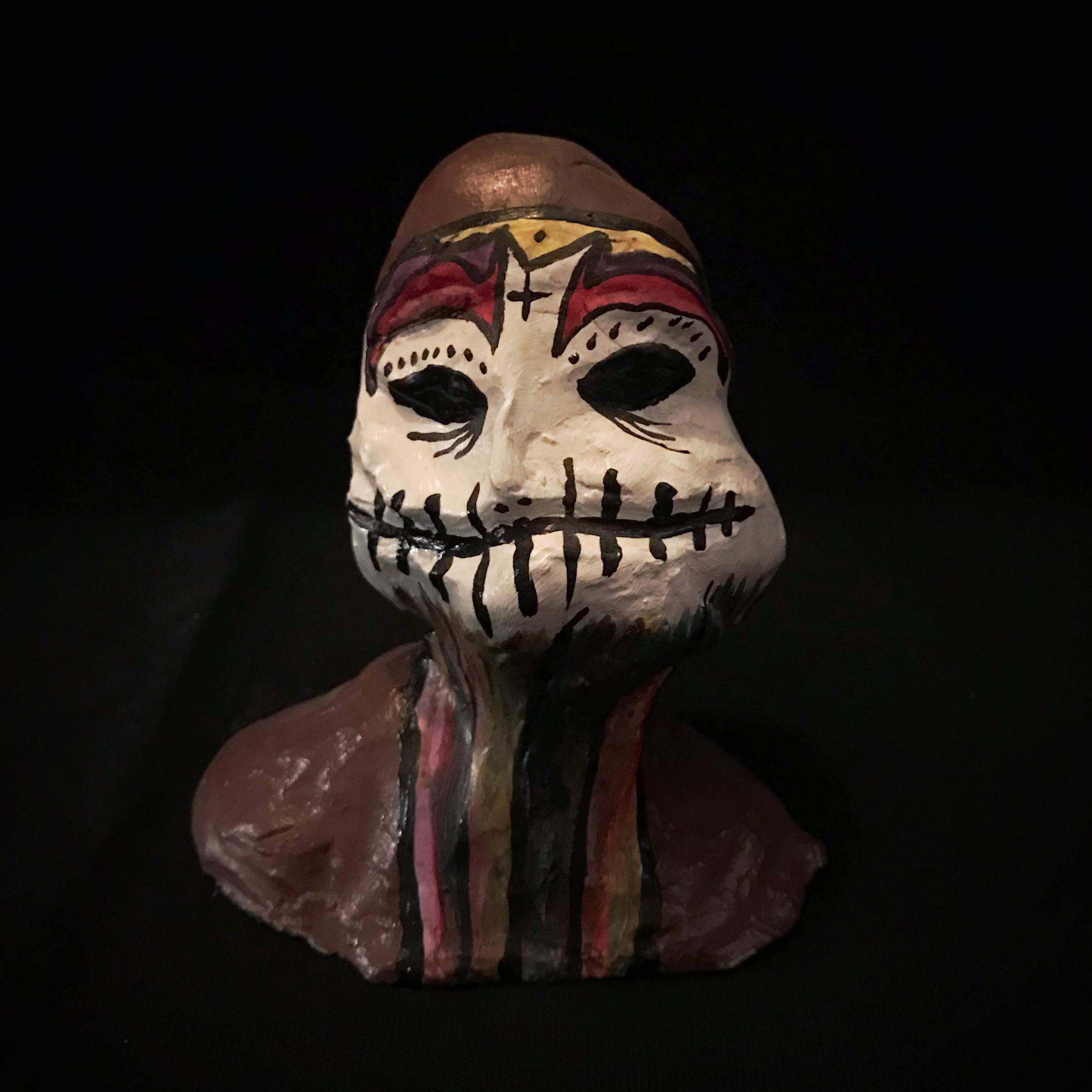 Skullpture  - 9